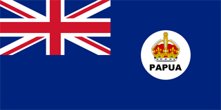 Flag of the Territory of Papua