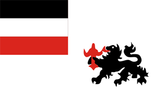 Flag of German New Guinea