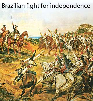 brazilian independence