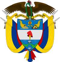 colombia coat of arms