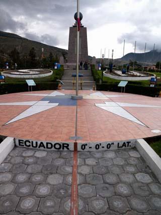 Middle of the World Monument, Mitad Del Mundo, Quito, Ecuador
