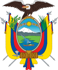 ecuador coat of arms