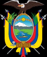 Coat of arms of ecuador