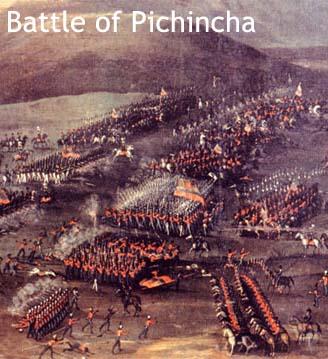 pichincha battle
