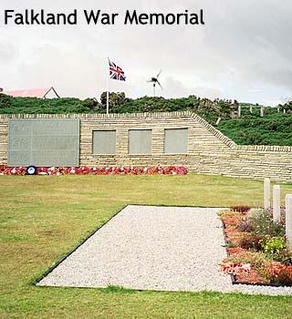falkland war memorial