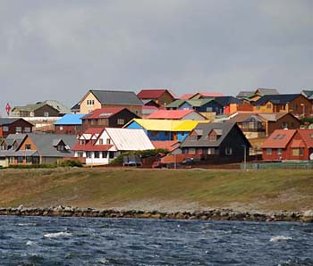 houses in the Falkland Islands