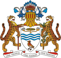Coat of arms of Guyana
