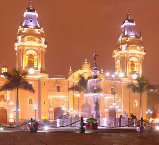 Catherdral of Lima