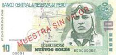 Peru Nuevo Sol
