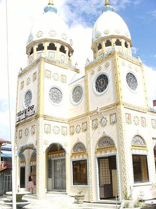 Paramaribo Hindu Temple