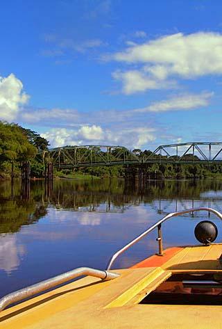 saramacca river