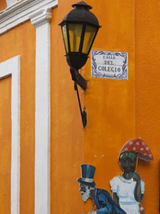 Colonia Del Sacramento, Shop Detail, Uruguay