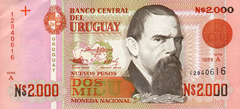 Uruguayan Pesos