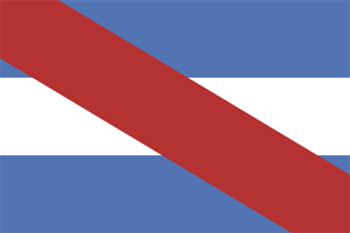 Flag of Uruguay artigas
