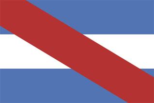 Flag of Uruguay artigas