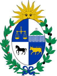 uruguay coat of arms