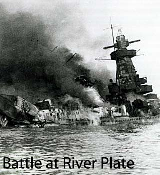 river plate battle