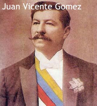 Juan Vicente Gomez