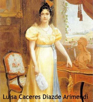 Luisa Caceras Diazde Arimendi