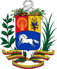 Coat of arms of venezuela