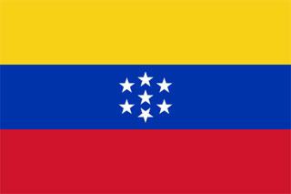 Flag of Venezuela 1835 - 1905