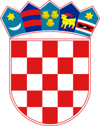 Croatia state symbols song flags and more worldatlas flag of croatia sciox Image collections