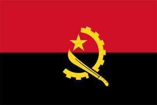 Angola Flags and Symbols and National Anthem