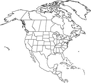 Image Result For Map Usa Oceans